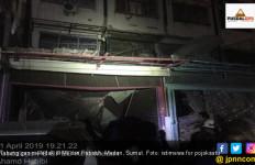 Ledakan Gas di Medan Petisah Tewaskan 2 Orang, 6 Luka Parah - JPNN.com