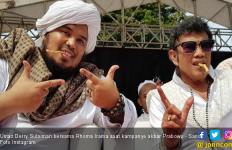 Gaya Rhoma Irama dan Ustaz Derry Meriahkan Kampanye Prabowo - Sandi - JPNN.com