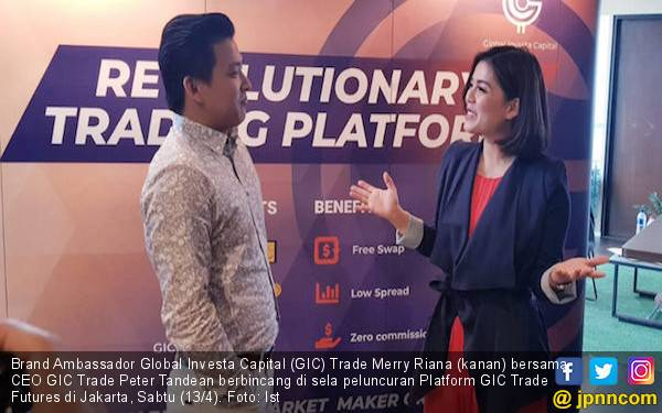Merry Riana Jadi Brand Ambassador GIC, Dunia Investasi Makin Kompetitif - JPNN.com