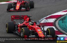 Ferrari Kewalahan Kejar Mercedes - JPNN.com