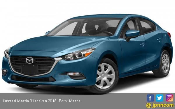 190 Ribu Unit Mazda 3 Kena Recall Karena Masalah Wiper Kaca - JPNN.com