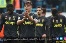 Pesta Juara Juventus di Serie A Harus Ditunda - JPNN.com