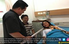 Kunjungi Relawan yang Sakit, Erick Thohir Sampaikan Apresiasi - JPNN.com