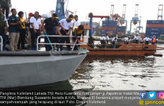 Kolinlamil Pimpin Gerakan Indonesia Bersih di Perairan Teluk Jakarta - JPNN.com