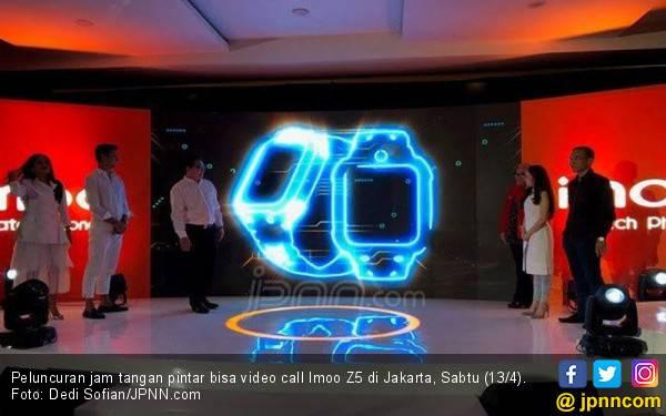 Imoo Rilis Jam Tangan Pintar Bisa Video Call, Harga Rp 3,1 Juta - JPNN.com
