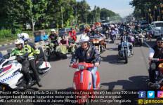Diaz Hendropriyono Ajak Milenial Utamakan Keselamatan Berkendara - JPNN.com