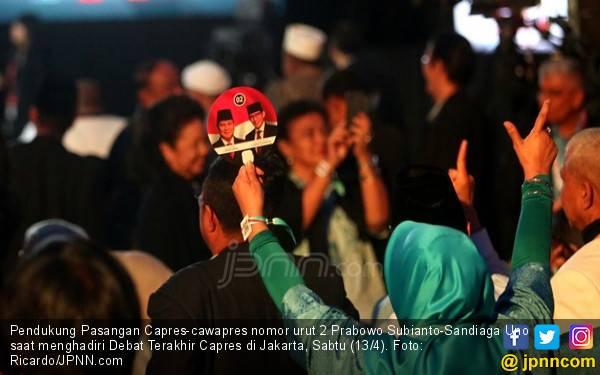 Pimpinan Honorer K2 Pendukung Prabowo Serukan Salat Tahajud - JPNN.com