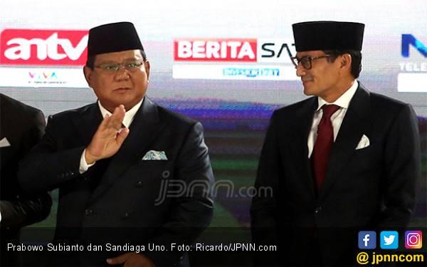 Oke-Oce Gagal di Jakarta, Golkar : Kok Prabowo - Sandiaga Mau Coba di Tingkat Nasional - JPNN.com