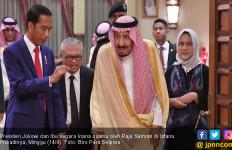 Presiden Jokowi Minta ke Raja Salman Kuota Haji RI Jadi 250 Ribu - JPNN.com