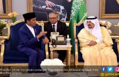 Sebelum Umrah, Jokowi Penuhi Undangan Raja Salman - JPNN.com