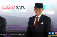 Bang Sandi Belum Diajak Berpolitik Lagi - JPNN.com