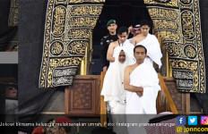 Lihatlah Video dan Foto saat Jokowi Umrah, Dikawal Superketat - JPNN.com