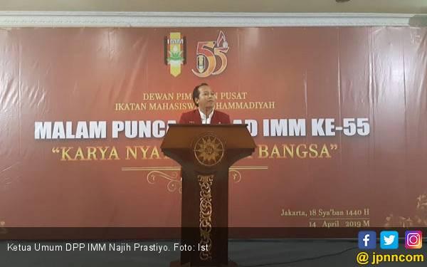 Peringati Milad Ke-55, DPP IMM Luncurkan Sejumlah Karya - JPNN.com