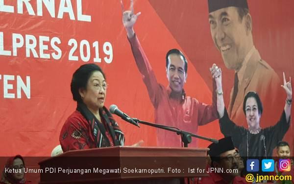 Megawati Sarankan Masyarakat Laporkan Penyelenggara Nakal di Pemilu - JPNN.com