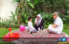 Hari Tenang, Kiai Ma'ruf: Jangan Lupakan Keluarga - JPNN.com
