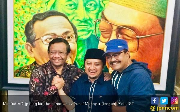 Mahfud MD Sudah Tentukan Pilihan pada Pilpres 2019 - JPNN.com
