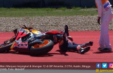 Usai GP Amerika: Marquez Terjungkal di Lintasan Hingga Klasemen MotoGP - JPNN.com