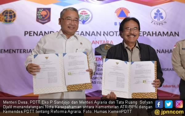 Program Sertifikasi Lahan Selamatkan Ekonomi di Desa - JPNN.com