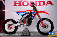 Intip Kekuatan Mugen di Motor Trail Listrik Honda CR-e - JPNN.com
