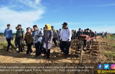 Anggaran Dicoret, Cetak Sawah Baru di Mukomuko Batal - JPNN.com