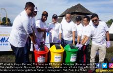 Waskita - Bahana dan DPS Gelar Kampung Sehat di Karangasem Bali - JPNN.com
