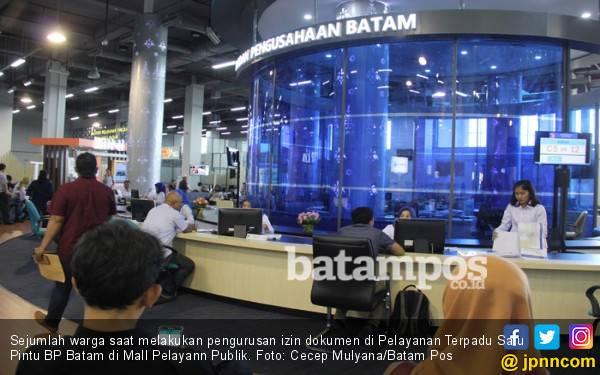 BP Batam Minta Para Investor tak Menunda BuatLKPM - JPNN.com