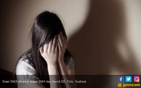 Astagfirullah! Anak SD Hamili Siswi SMA - JPNN.com