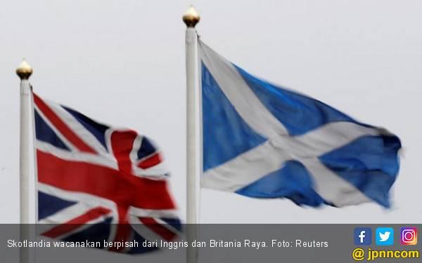 Skotlandia Ingin Merdeka dari Britania Raya - JPNN.com