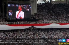 Konser Putih Bersatu Kelar, SUGBK Tetap Bersih - JPNN.com