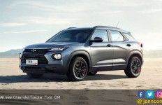 All New Chevrolet Tracker Resmi Serbu Pasar SUV Enrty Level - JPNN.com