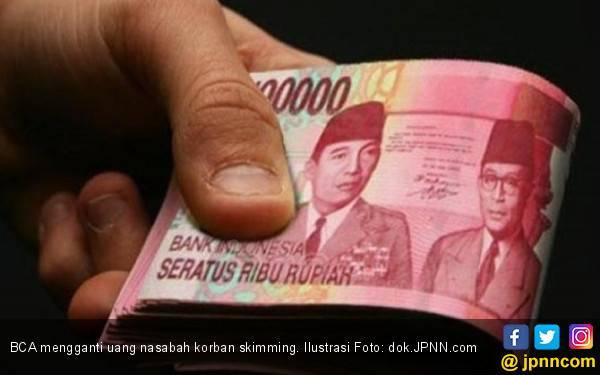 Polisi Tunggu Bukti BCA Ganti Uang Nasabah Korban Skimming - JPNN.com