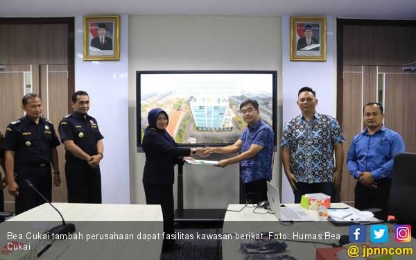 Bea Cukai Jateng dan DIY Tambah Perusahaan Kawasan Berikat - JPNN.com