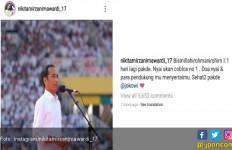 Nikita Mirzani Pilih Dukung Jokowi - JPNN.com