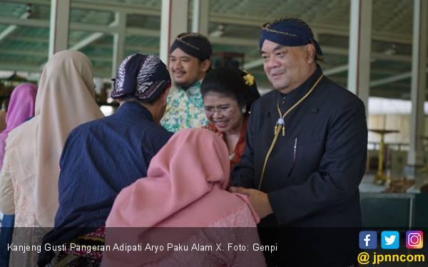 Paku Alam X: Nyatakan Suwarsi Dkk Bersalah, PN Yogyakarta Jaga Ketenteraman - JPNN.com
