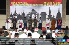 TNI Gelar Doa Bersama Lintas Agama Demi Pemilu Damai - JPNN.com