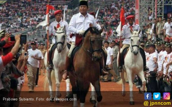 Prabowo: Kami akan Turun ke Jalan, Memperjuangkan Hak Rakyat - JPNN.com