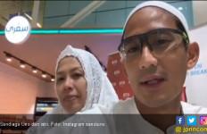 Sandiaga Uno Mohon Maaf Tidak Posting Kegiatan Umrah - JPNN.com
