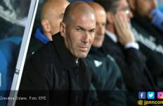 Real Madrid Ditahan Imbang Leganes, Zidane Pastikan Pembersihan Skuat Musim Depan - JPNN.com