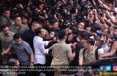 Perolehan Suara Pilpres 2019: Hasil Rekapitulasi C1, Selisih 17% - JPNN.com