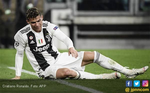 Pertama Sejak 2010, Ronaldo Absen di Semifinal Liga Champions - JPNN.com