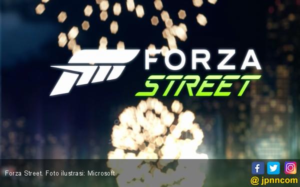 Microsoft Luncurkan Gim Forza Street untuk Android dan iOS - JPNN.com