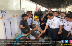 Anies Baswedan ke Rutan Salemba, Napi: Hidup Prabowo - JPNN.com