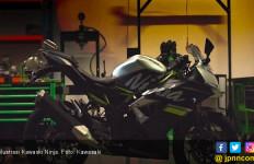 Kawasaki Mulai Menggoda dengan Dokumen Motor Listrik Berbasis Ninja - JPNN.com