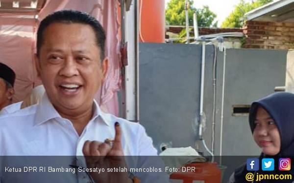 Bamsoet Dorong DPR dan Pemerintah Siapkan E-Voting - JPNN.com
