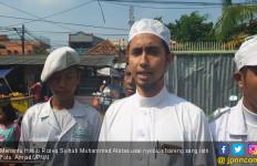 Pemprov DKI Jakarta Jatuhkan Sanksi kepada Habib Rizieq, Menantunya Merespons Begini - JPNN.com