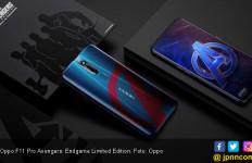 Oppo F11 Pro Avengers: Endgame, Cek Perbedaannya! - JPNN.com