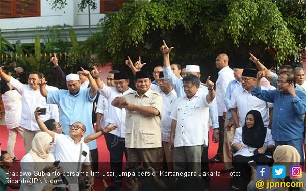 TKN Tidak Khawatir dengan Klaim Kubu Prabowo, Dulu Juga Begitu - JPNN.com