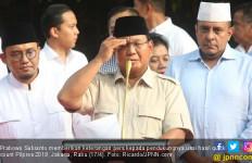 Prabowo Klaim Menang Besar hingga Sujud Syukur, Sandiaga ke Mana? - JPNN.com