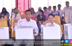 Perolehan Suara Pilpres 2019: Selisih Jauuuh Banget - JPNN.com