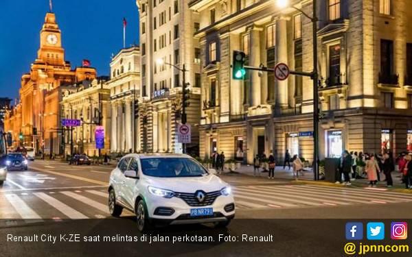 Dari Cina, Renault City K-ZE Membawa Misi Besar di Pasar Asia - JPNN.com